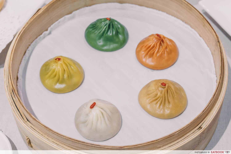 Tipsy Surprise Xiao Long Bao