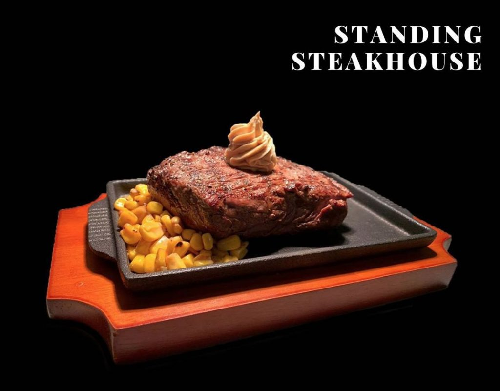 Standing steakhouse main