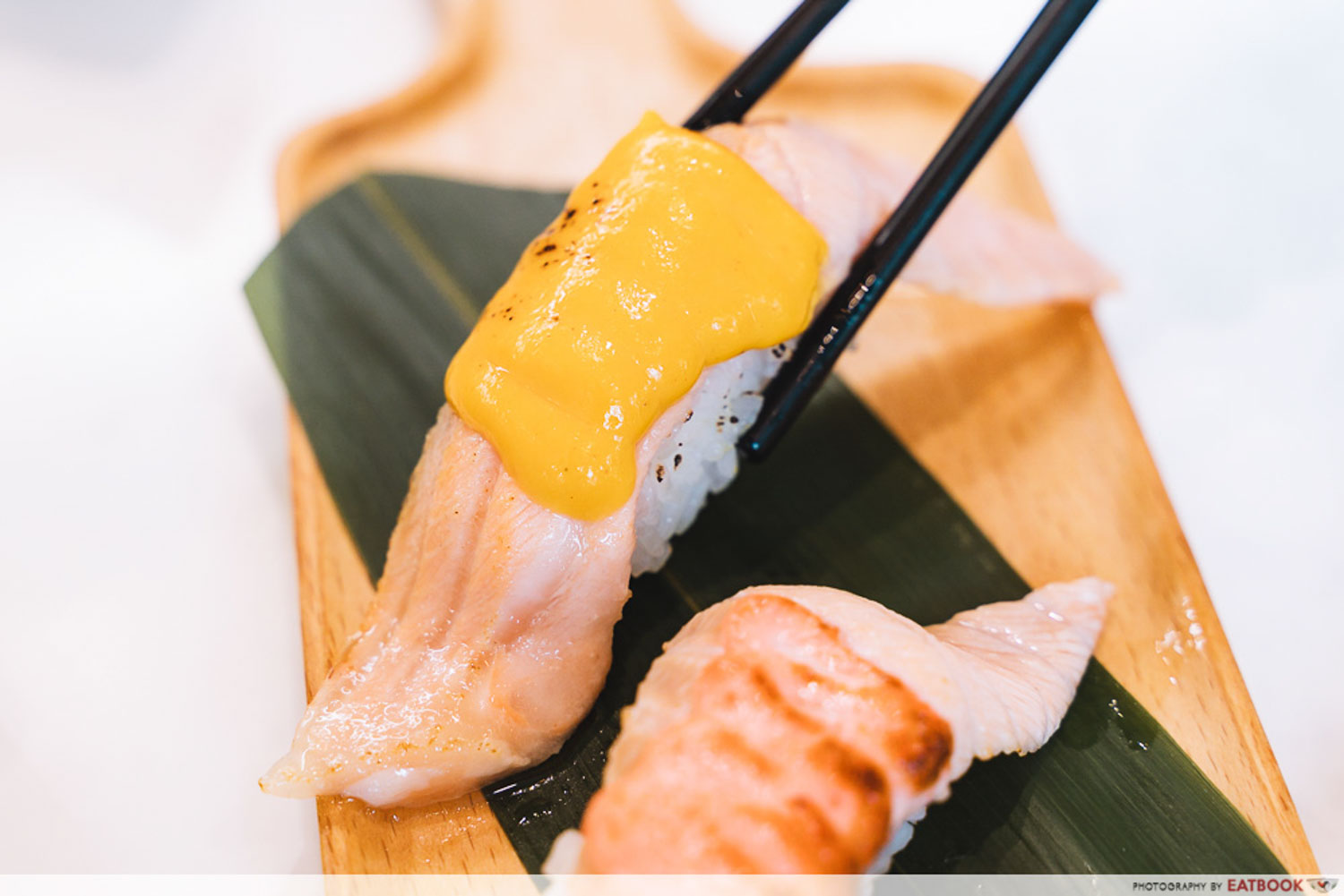 Sushi Plus - Jumbo Cheese Salmon