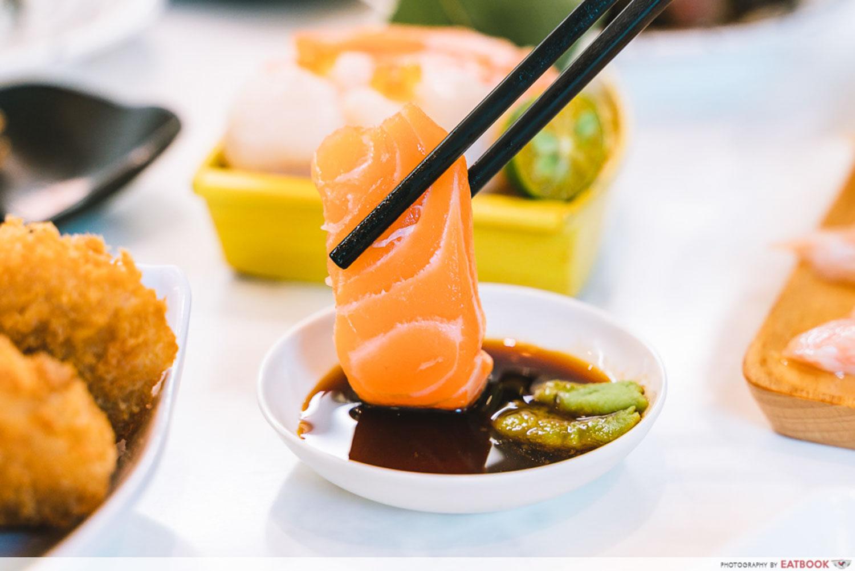 Sushi Plus - Salmon