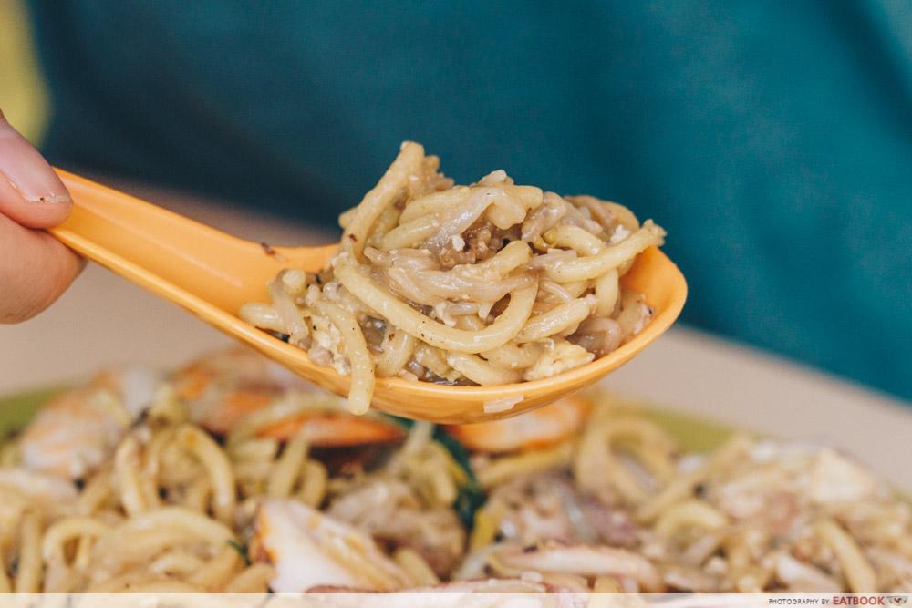 Swee Guan Hokkien Mee noodle combination