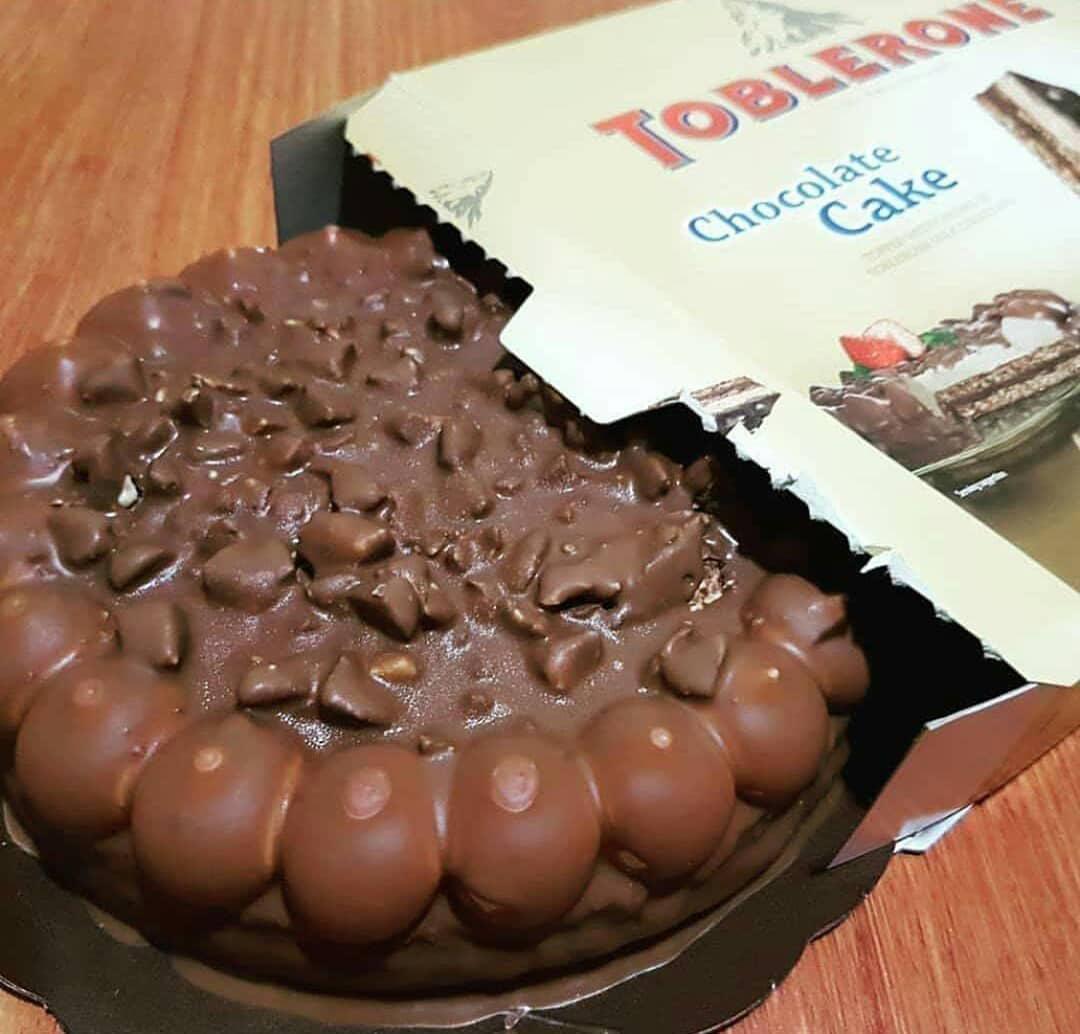 A whole cake