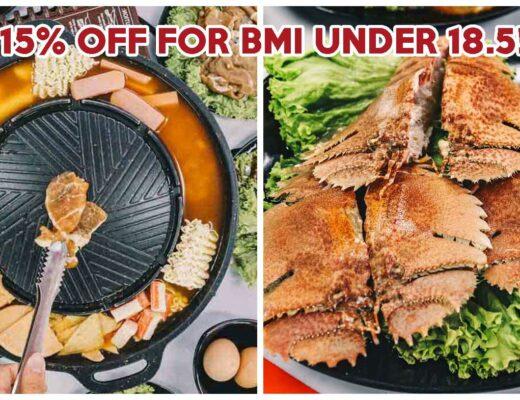 Underweight discount