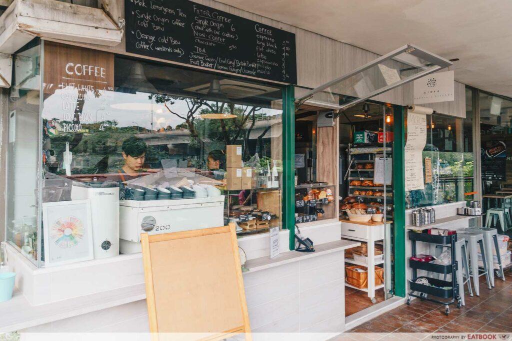 micro bakery
