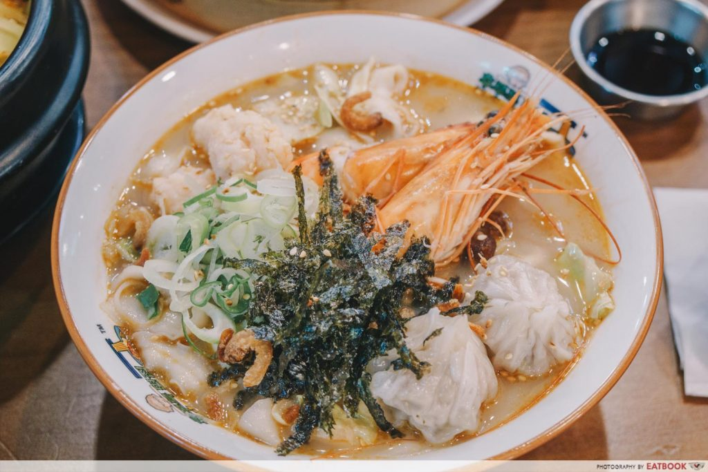 velocity food huluruk myeon house noodles