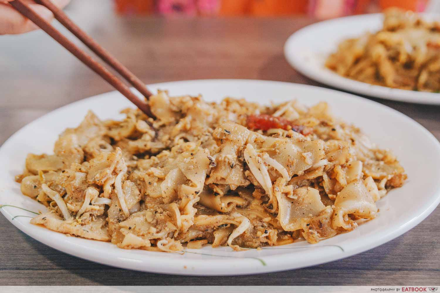Apollo Fresh Cockle Fried Kway Teow - Char Kway Teow