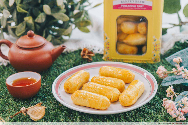 Baker's Brew - Peranakan Pineapple Tarts