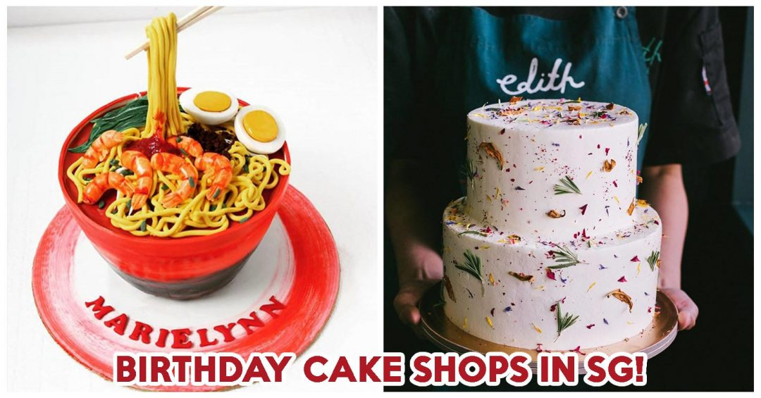 Birthday Cake Shops - Featured image