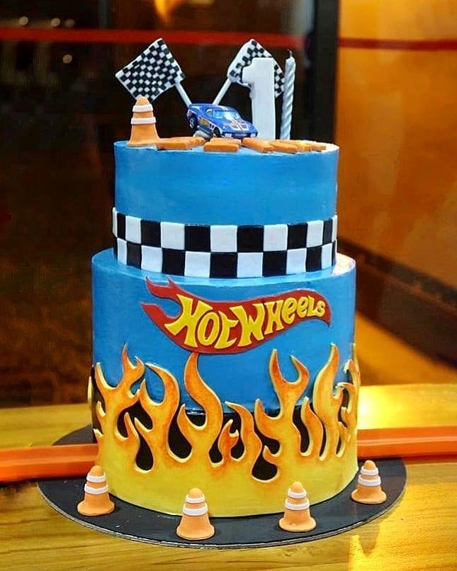 CutButter Birthday Cake