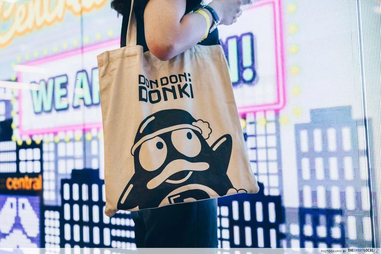 Don Don Donki Jem - Tote bag