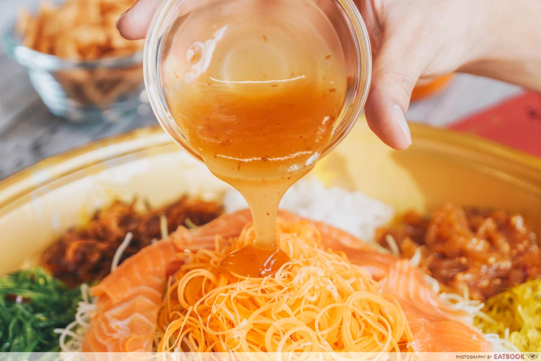 Fairprice CNY Plum Sauce