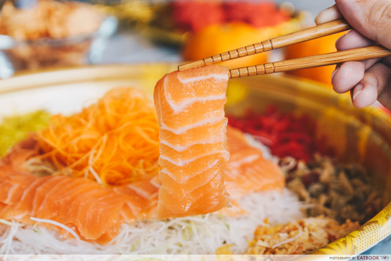 Fairprice CNY Salmon