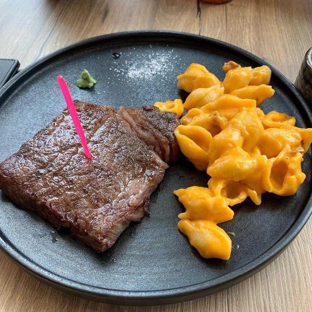 Bizen Flat Iron Steak