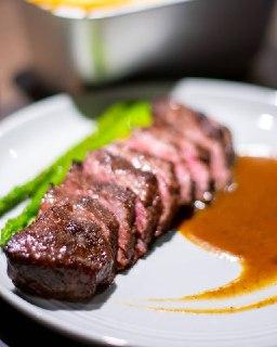 Fat Belly Flat Iron Steak