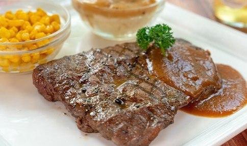 Flat Iron Steak Meat n Chill