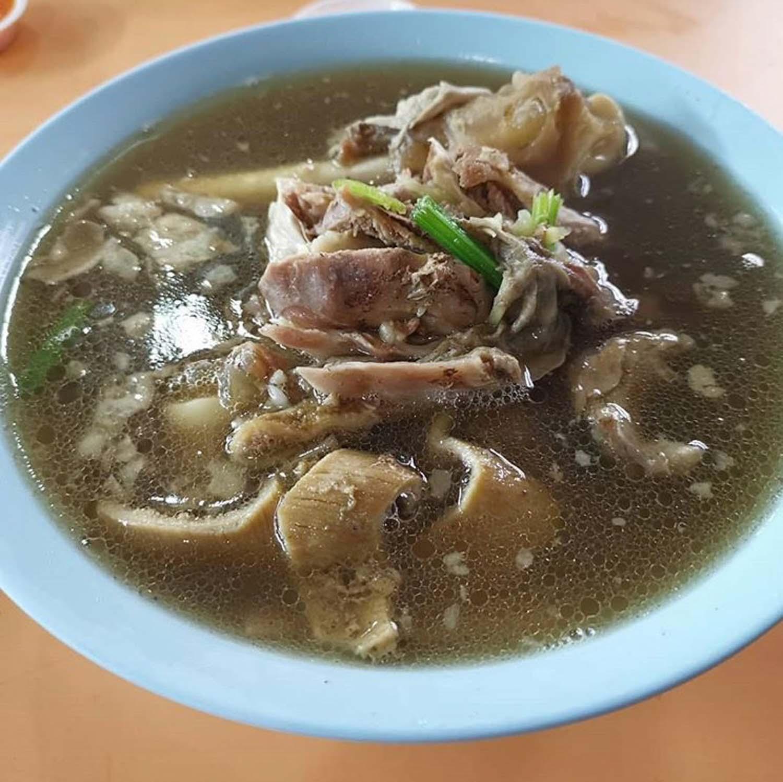 Haig Road Market - Hougang Jin Jia Mutton Soup