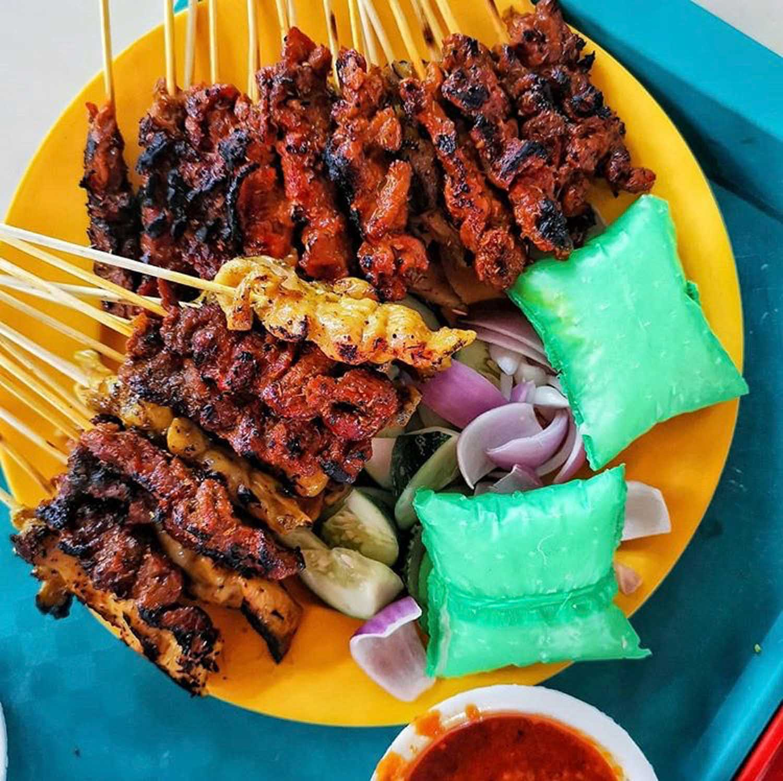 Haig Road Market - Warung Sudi Mampir