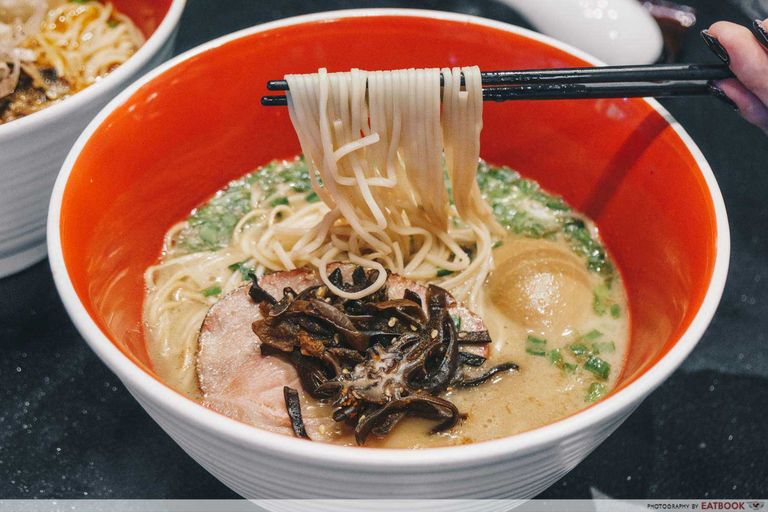 January New Restaurants - Tonkotsu Soba