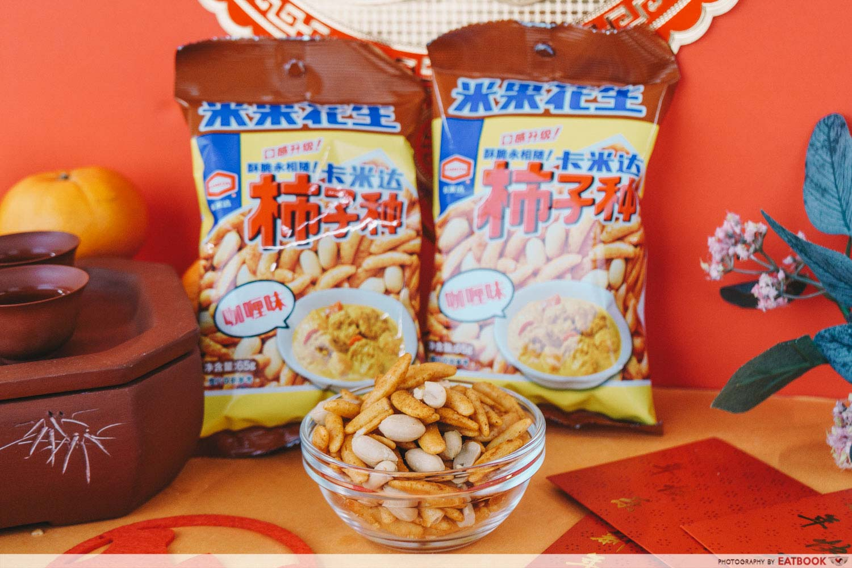 Kameda Persimmon Seeds Curry