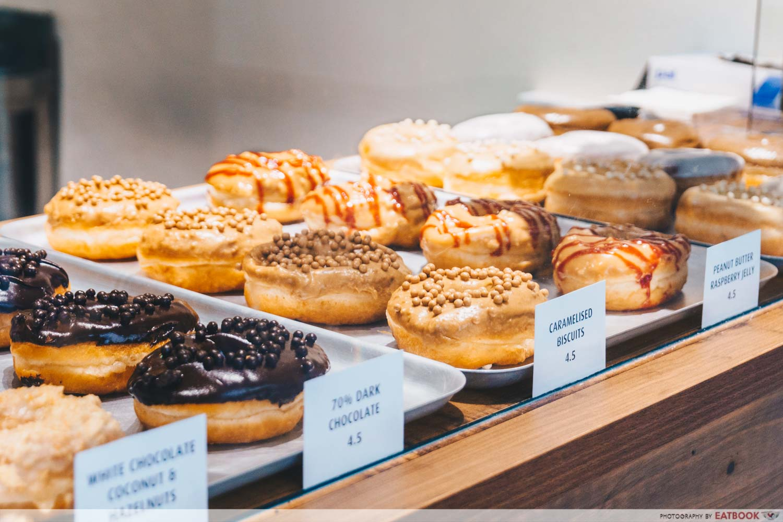 Korio - Donut flavours