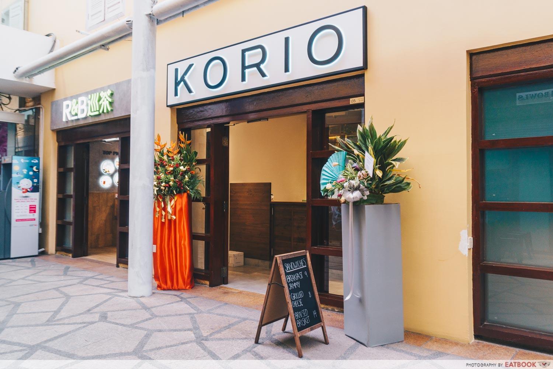 Korio - Storefront