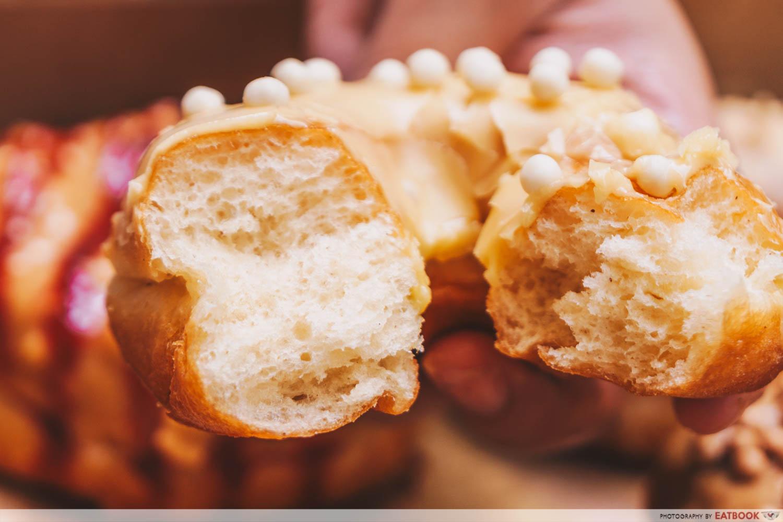Korio - brioche donut