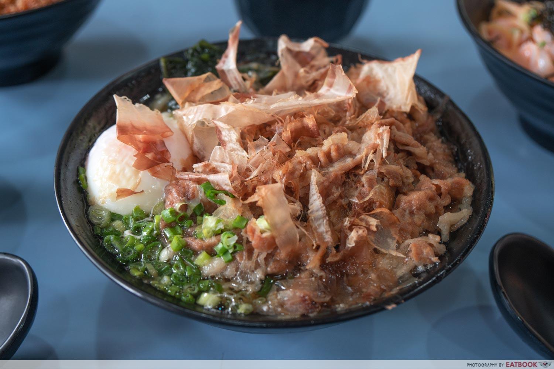 Koryori Hayashi - Beef udon