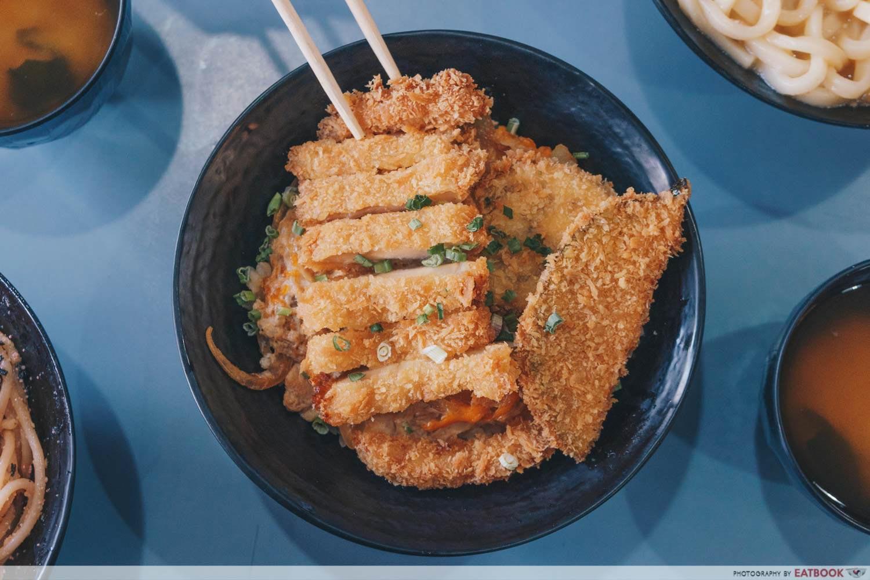 Koryori Hayashi - Chicken Katsu Don