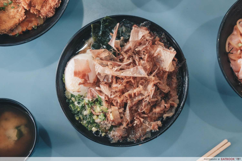 Koryori Hayashi - Sukiyaki Beef Udon