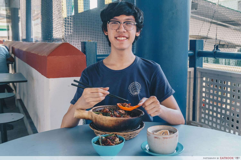 Lian He Ben Ji Verdict