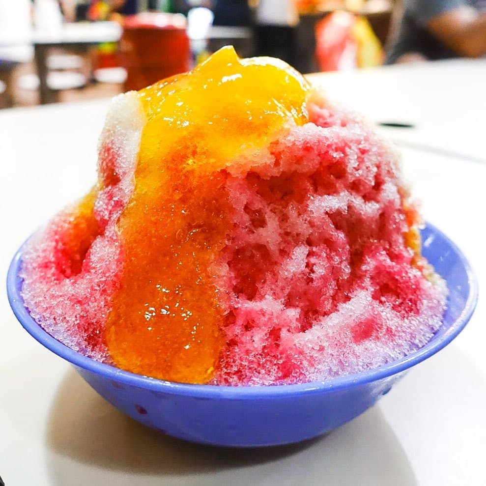 Newton Food Centre Ice Kacang