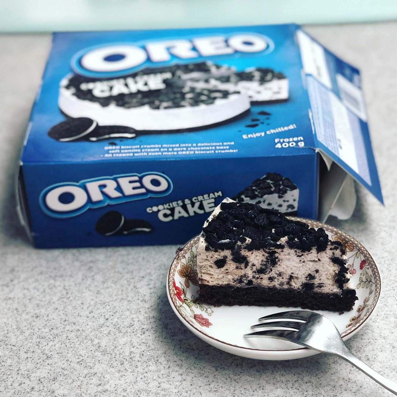 Oreo - Cookies and Cream Ice Cream Cake