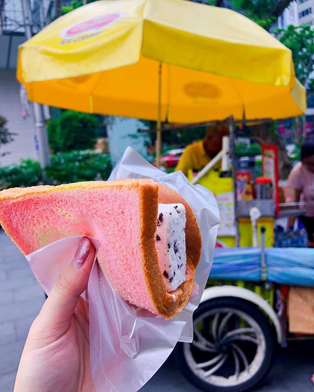 Primary School Snacks - Ice Cream Sandwiches