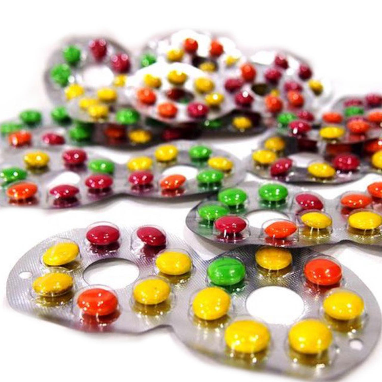 Primary School Snacks - MomMom Eye Candy