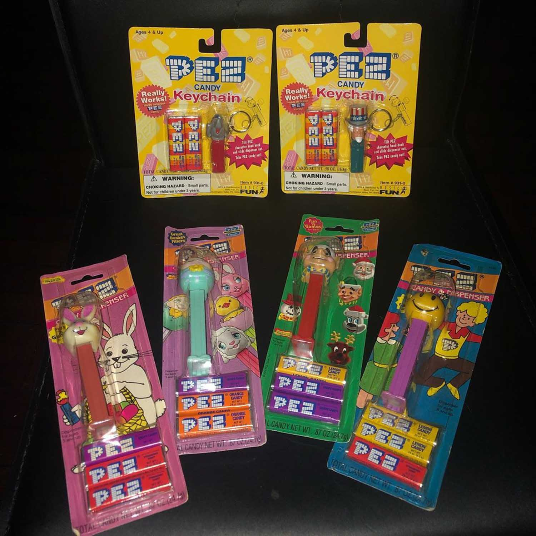 Primary School Snacks - PEZ Candy