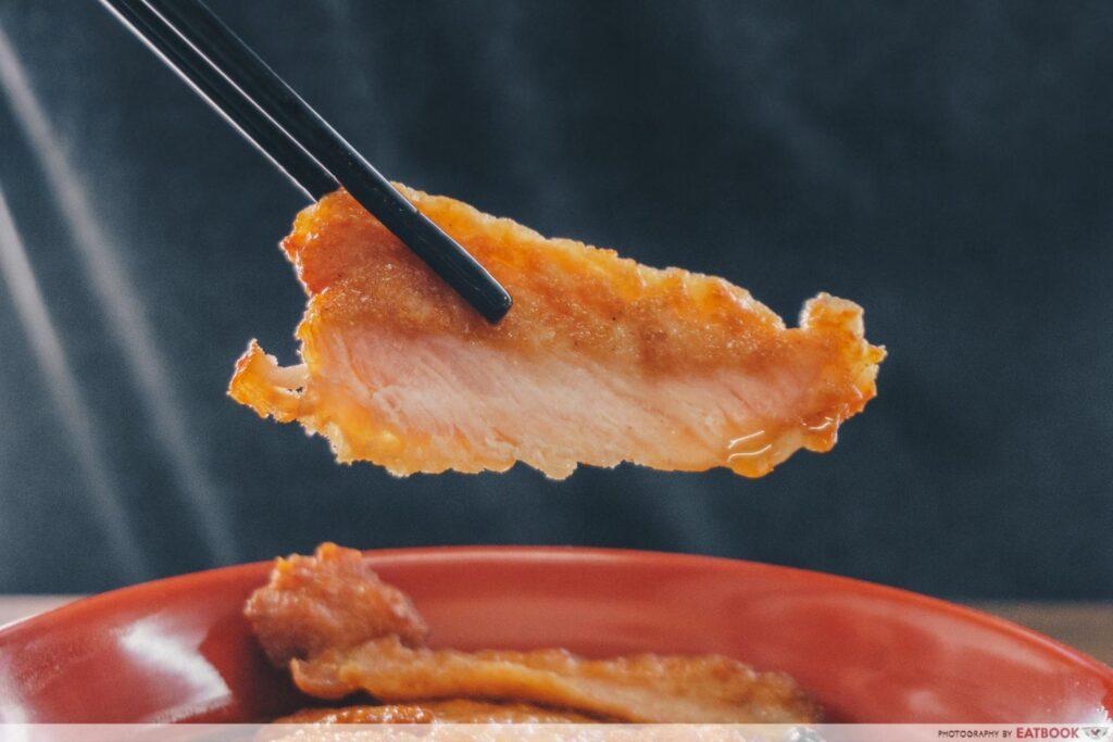 Q Hor Fun Fried Chicken Cutlet