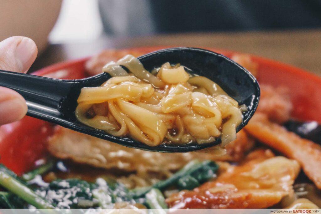 Q Hor Fun Horfun Noodles