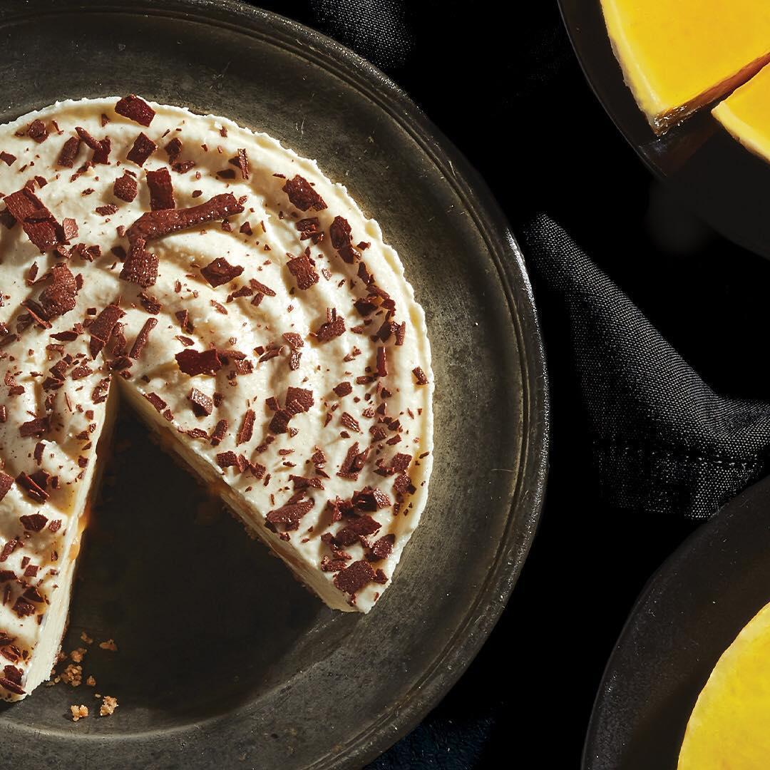 Sara Lee Salted Caramel - Sliced Cheesecake