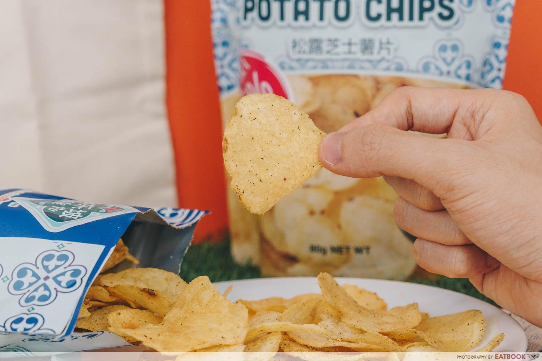 Shi Le Po - Truffle Potato Chips