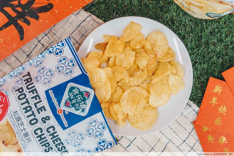 Shi Le Po - Truffle chips