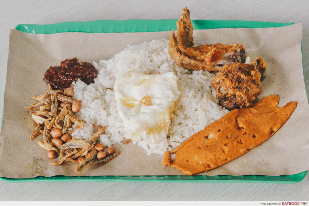 Tree Coconut Nasi Lemak