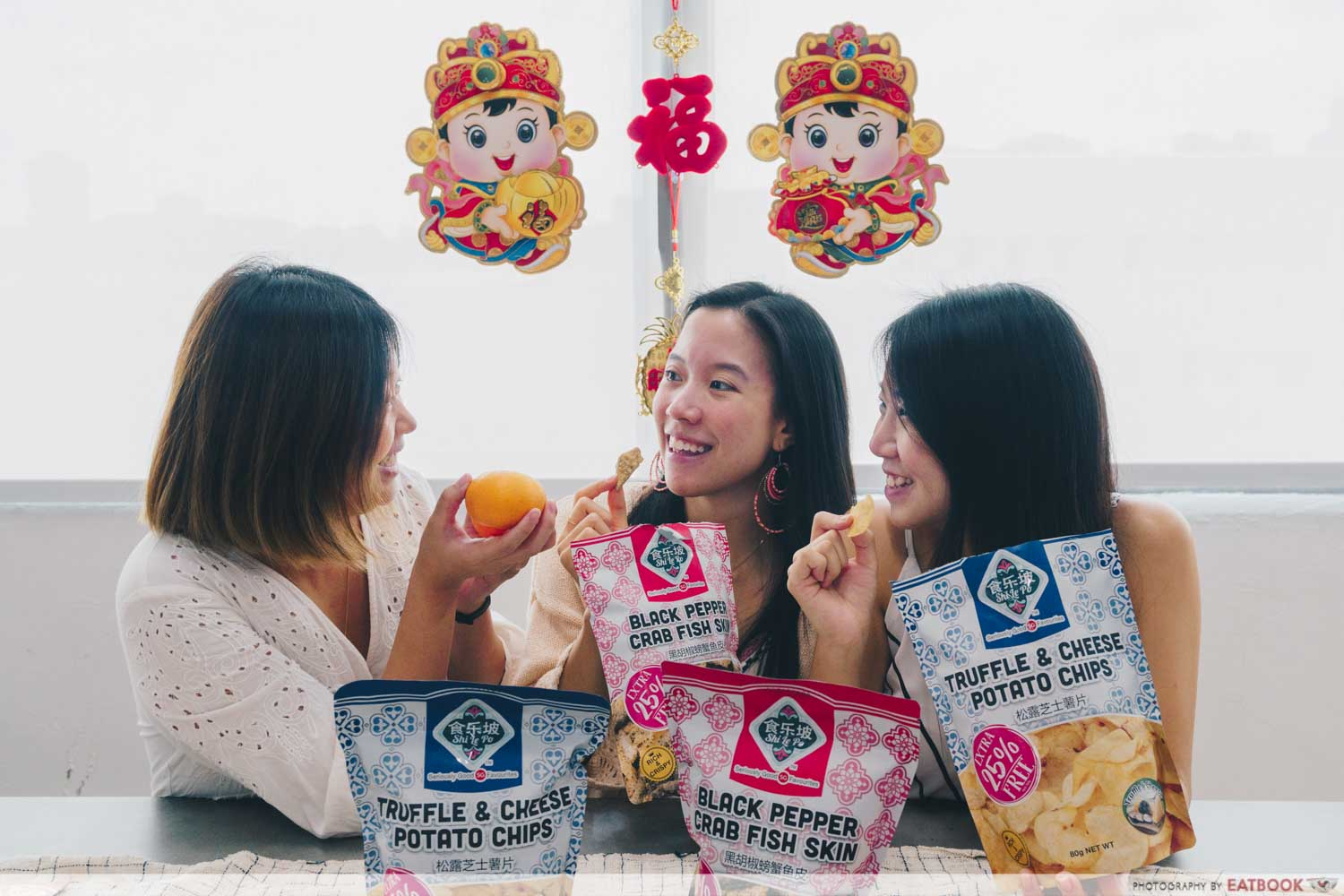 Snacks for Chinese New Year