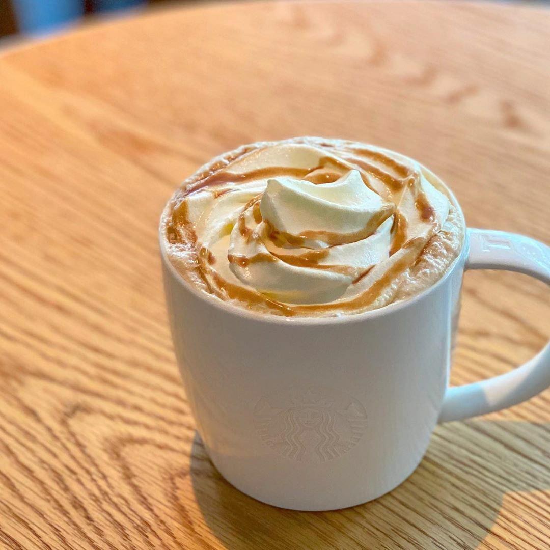 Okinawa Brown Sugar Latte