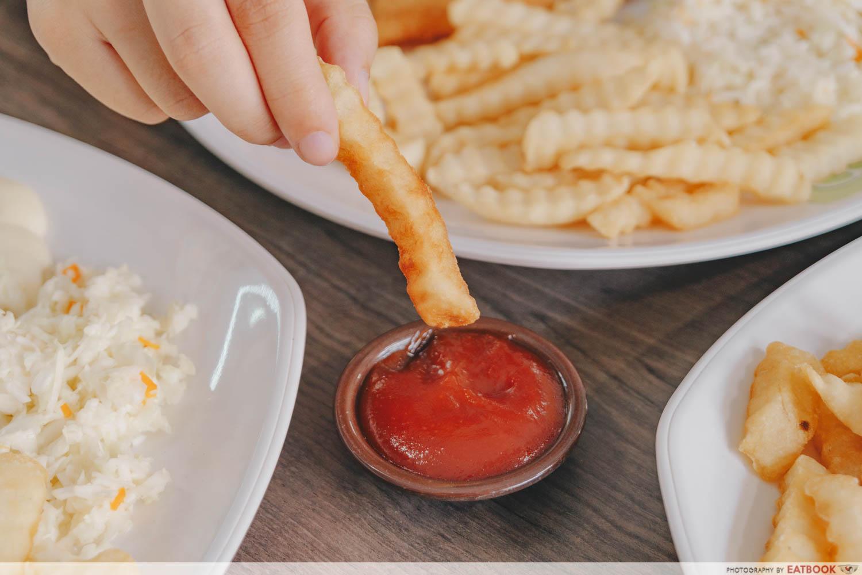 Tip Top Western Food - Fries
