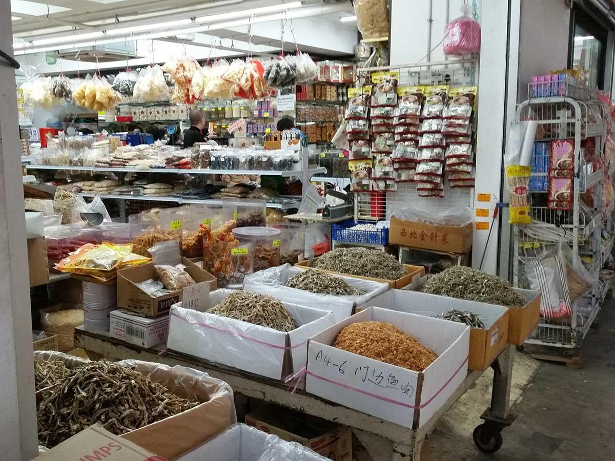 QB Food Trading