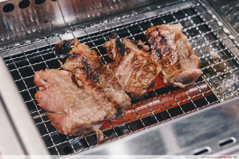 Yakiniku Like uneven grill spot