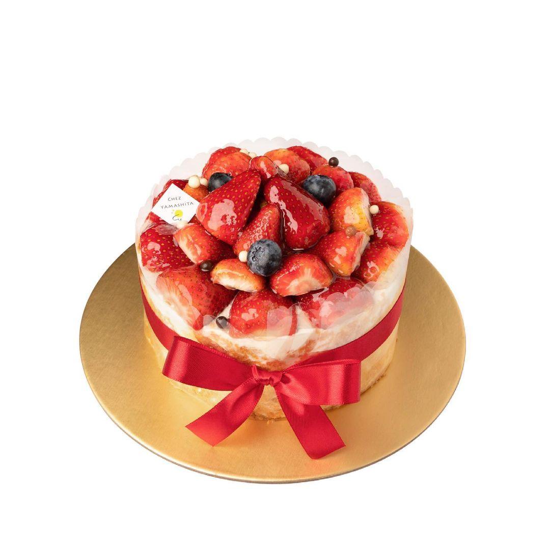 birthday cakes singapore - chef yamashita