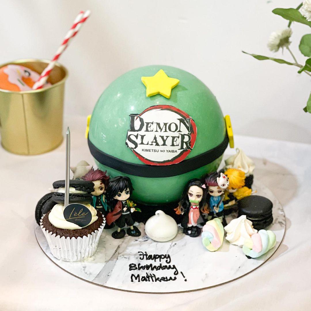 birthday cakes singapore - lele bakery