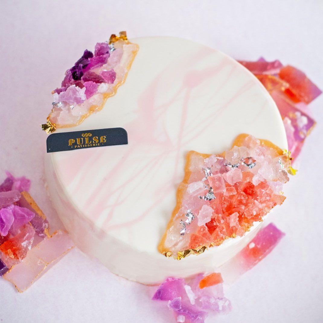 birthday cakes singapore - pulse patisserie