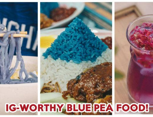 blue pea food